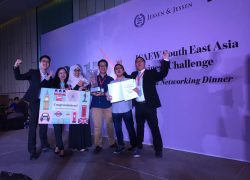 UI Won The First Place at ICAEW  Southeast Asia Business Challenge 2017